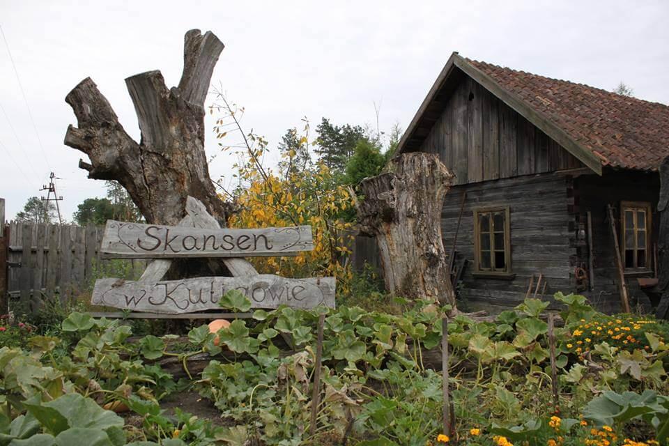Skansen w Kuligowie koło Wołomina