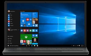 Windows 10 - ciemny motyw